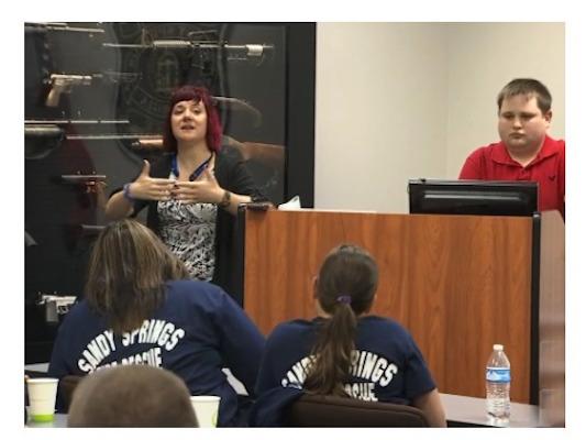 SOA Autism Training
