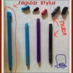 soa stylus nubs