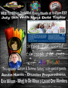 AutismWithebiTaylorJuly9th1stEpisode2014